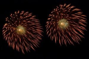 Feuerwerk Luckenwalde